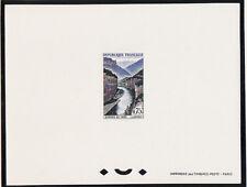 épreuve de luxe   gorges du Tarn   de  1965   num: 1438