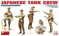 min35128 miniart 1 :3 5 - de Japón Tanque Tripulación Maqueta de plástico en Kit