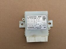 MERCEDES E CLASS W212 PARK DISTANCE CONTROL UNIT PDC ECU MODULE A2129001711