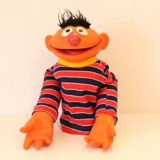 Vintage Elmo hand Puppet. Elmo needs a new home and a new shirt.