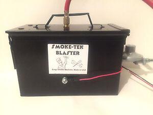 EVAP Smoke Machine Diagnostic Emissions Vacuum Leak Detector Tester Smoke-Tek