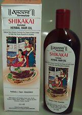 Hesh Shikakai Herbal Hair Oil - 7oz(200ml) Ancient Formula- USA SELLER