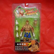 Capcom Street Fighter Round 3 15th anniversary Adon  Sota Toys