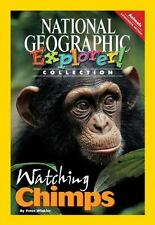 Explorer Pathfinder: Watching Chimps by National Geographic FREE SHIPPING