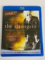 STRANGERS - UNRATED - BLURAY - NEW