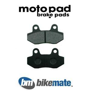 MotoPad Brake Pads Rear HYOSUNG GT650 R Sport 2009-2012