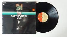 Cliff Richard - In Concert Live -1982 German Import LP - K-Tel Label
