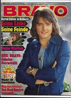 BRAVO Nr.10 vom 27.2.1975 Bernd Clüver, Barry White, Alvin Stardust, Elfi Graf..