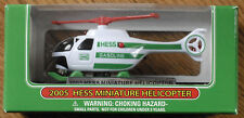 2005 HESS MINI Miniature HELICOPTER NIB