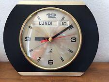 Belle Horloge Pendule jaz Des Années 60's / 70's