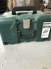 Metabo Metaloc medium Box Case EMPTY