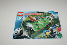 Lego Soccer Grand Stadium 3569 Building Instructions