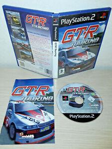 Gioco Videogioco GTR TOURING SONY PLAYSTATION 2 Italiano Ps2 PAL ITALIANO