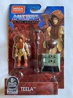 Teela Masters Of The Universe Mega Construx 2020 Wave 2 Action Figure New in Box