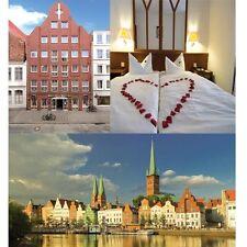 3 Tage Kurzurlaub im 3***S Hotel Alter Speicher Lübeck Städtereise Gutschein