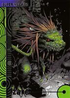 LIZARD / 2013 Marvel Fleer Retro (Upper Deck) BASE Trading Card #54