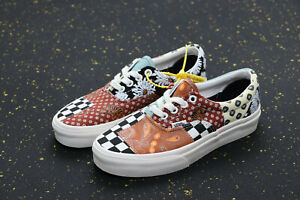 Vans Tiger Patchwork Era Skate Sneakers Shoes Multicolor VN0A4U391I US 4.5-10.5