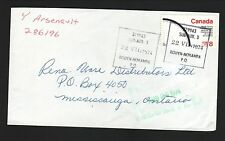 1974 World Cycling Championship Cover--Rouyn-Noranda, Quebec, Canada Hand Cancel