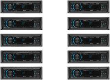 10) Boss 625UAB USB/SD AUX Radio Digital Car In-Dash Receiver Stereo Bluetooth