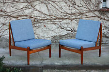 Teak Loungechair 1 von 2  Danish Design