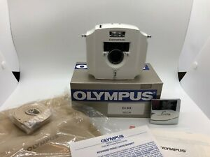OLYMPUS Ecru Limited Edition Model Film Camera - RARE - UNUSED IN BOX