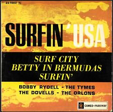 SURFIN' USA (VARIOUS) - 1963 France EP 45 tours