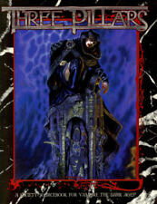 "Vampire: The Dark Ages ""Three Pillars"" RPG Roleplaying Game - FREE SHIPPING!"