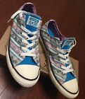 �� New Converse All Star Sneakers Shoes Runners Eur 37.5 US 5 UK 4.5 Or 23 Cm