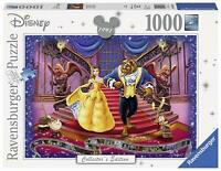 Ravensburger Puzzle Disney BEAUTY and the BEAST 1000 Piece Jigsaw