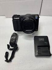 Canon PowerShot G1 X Mark II - 13.1MP 3in. Digital Camera - Black