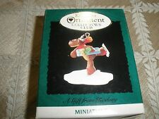 1995 Vtg Hallmark Christmas Collector Club Ornament, Gift From Rodney T1973
