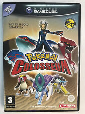 Nintendo GameCube POKEMON COLOSSEUM PAL + MEMORY CARD