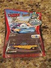 Disney Cars Race Around The World Color Changers Ramone 2010 Version