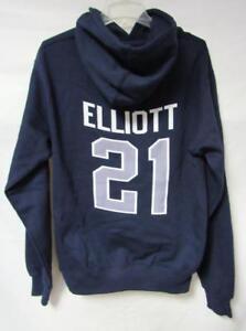Dallas Cowboys Mens Medium Ezekiel Elliott Pullover Hoodie/Sweatshirt A1 1284