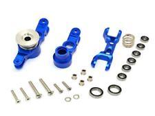 GPM Racing Traxxas X-Maxx Blue Aluminum Steering Rack Assembly TXM048N-B