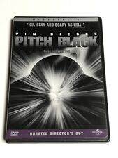 Pitch Black (Dvd, 2000, Unrated)