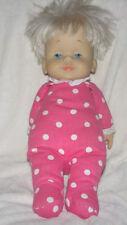 ORIGINAL Mattel Classic Collection 1964 Talking Drowsy Doll RARE Pink polka dots