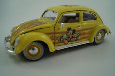 Bburago Burago Modellauto 1:18 VW Beetle 1955 1000000 th Mickey