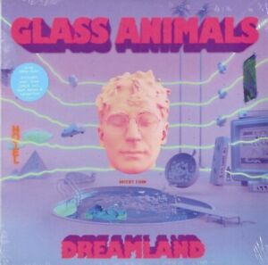 Glass Animals DREAMLAND (INDIE EXCLUSIVE) 180g LIMITED New Blue Colored Vinyl LP
