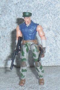 Gi Joe Vertu Contre Venom Gung-Ho 2004 v13 Figurine