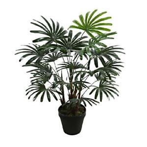 Best Artificial 2ft 60cm Spider PALM Tree Tropical PLANT Office Conservatory new