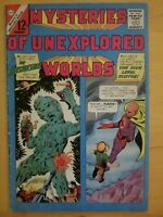 Mysteries of Unexplored Worlds #45 1965 Charlton Comics Silver Age