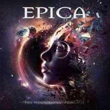 CD de musique pour Métal Epica avec compilation