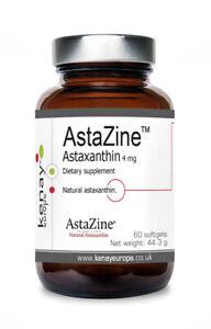 AstaZine Astaxanthin 4 mg, 60 softgels - dietary supplement