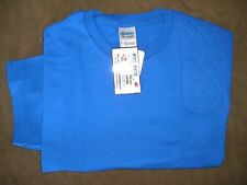 Small Left Hand Trap/Skeet Pad Royal Blue Ultra Cotton Shooting Tee