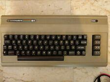 Commodore 64 FUNZIONANTE + alimentatore, cartucce, SD2IEC e altro