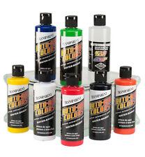 4949-01 Auto Air Colors 120ml Transparent Airbrush Paint Set