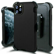For iPhone 11 11 Pro Max Shockproof Case Cover Belt Clip Fits Otterbox Defender