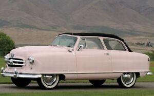 Nash AMC Rambler 1949 1950 1951 1952 1953 1954 mirrors