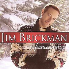 The Homecoming Jim Brickman Audio CD Used - Very Good